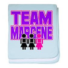 Team Margene Infant Blanket