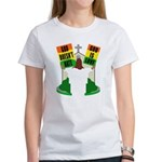 GOD DOESN'T HATE Women's T-Shirt
