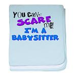 Babysitter Infant Blanket