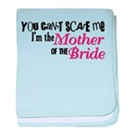 Mother of the Bride baby blanket