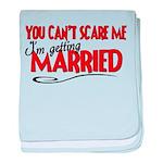 Getting Married Infant Blanket