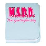 M.A.D.D. Infant Blanket