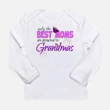 Grandma Promotion Long Sleeve Infant T-Shirt