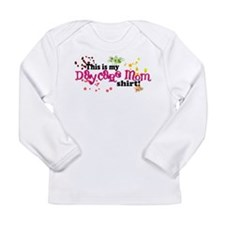 My Daycare Mom Tshirt Long Sleeve Infant T-Shirt