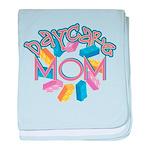 Daycare Mom - Lego Infant Blanket