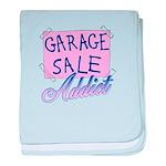 Garage Sale Addict Infant Blanket