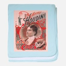 Houdini Performance Poster Infant Blanket