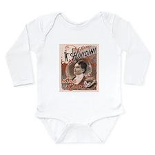 Houdini Performance Poster Long Sleeve Infant Body