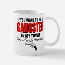 Gangster Mug