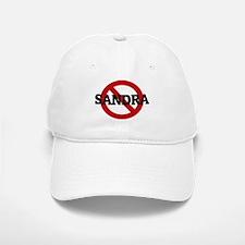 Anti-Sandra Baseball Baseball Cap