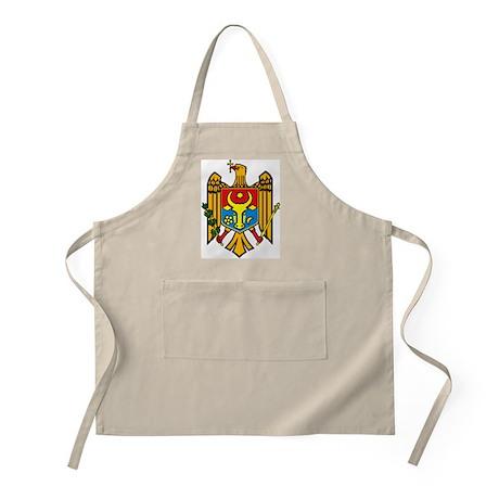 Moldova Coat of Arms BBQ Apron