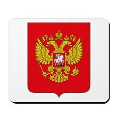 Russian Coat of Arms Mousepad