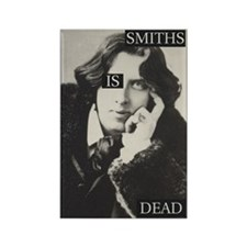 Smiths is Dead Rectangle Magnet (10 pack)