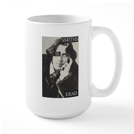 Smiths is Dead Large Mug