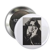 """Smiths is Dead 2.25"""" Button"""