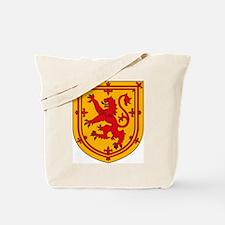 Scottish Coat of Arms Tote Bag