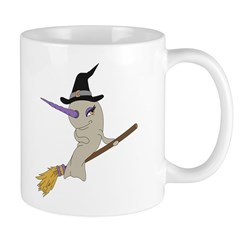 Witch Narwhal Mug