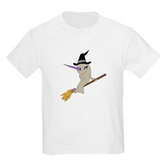 Witch Narwhal T-Shirt