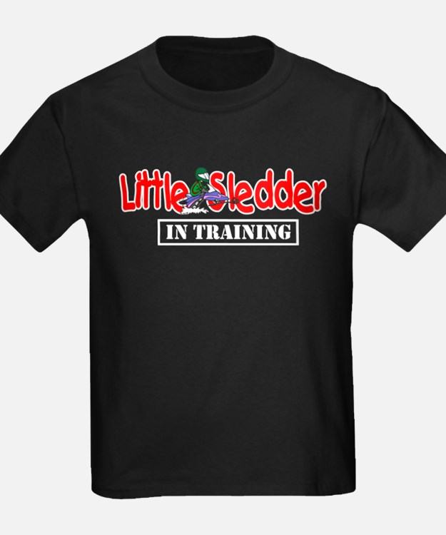 Little Sledder in Training T
