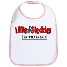 Little Sledder in Training Bib