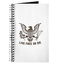 LIVE FREE OR DIE Journal