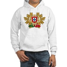 Portugal Coat of Arms Jumper Hoody