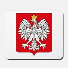Polish Coat of Arms Mousepad