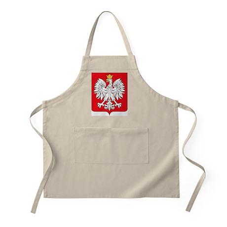 Polish Coat of Arms BBQ Apron