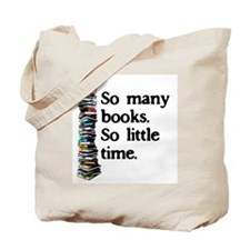 Cute So many books Tote Bag