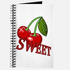 Sweet Cherries Journal