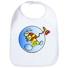Moon Walk! Bib