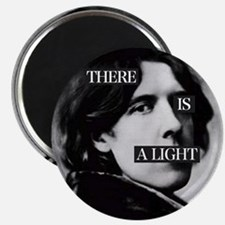 "Oscar is a Light 2.25"" Magnet (100 pack)"