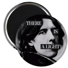 "Oscar is a Light 2.25"" Magnet (10 pack)"