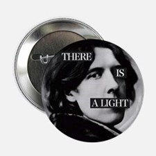"Oscar is a Light 2.25"" Button (100 pack)"