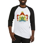 Netherlands Coat of Arms Baseball Jersey