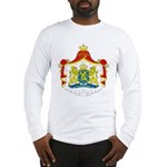 Netherlands Coat of Arms Long Sleeve T-Shirt