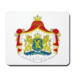 Netherlands Coat of Arms Mousepad