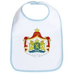 Netherlands Coat of Arms Bib