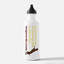 Tripawds Water Bottle