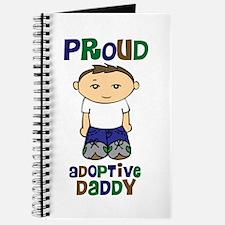 Proud Adoptive Daddy Journal