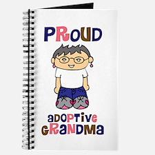 Proud Adoptive Grandma Journal