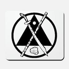 Escrima/Arnis logo Mousepad