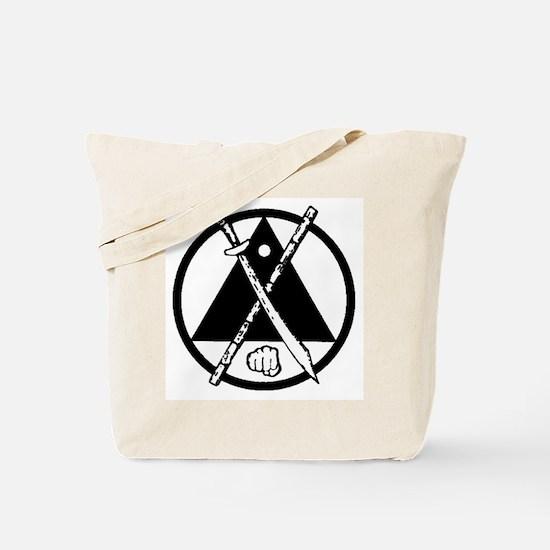 Escrima/Arnis logo Tote Bag