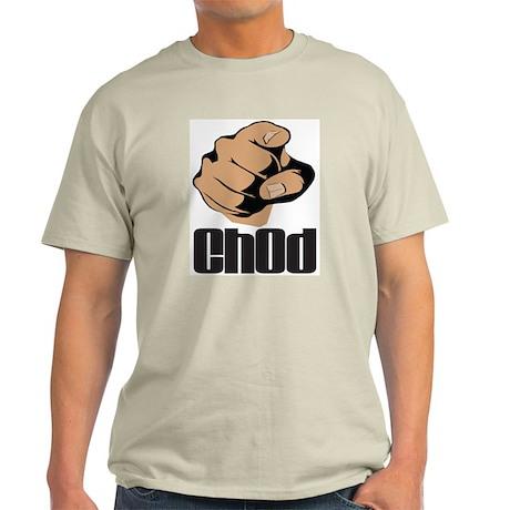 Chod Ash Grey T-Shirt