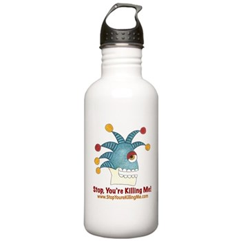 SYKM Stainless Water Bottle 1.0L