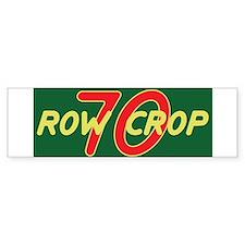 Oliver 70 Row Crop_1 Bumper Bumper Sticker