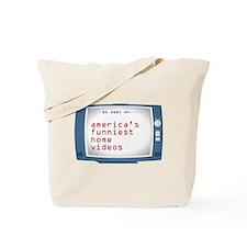 Cute Americasfunniesthomevideostv Tote Bag