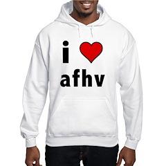 I Love AFV Hoodie