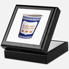 NYC Coffee Cup Keepsake Box