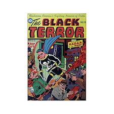 $4.99 Classic Black Terror Magnet